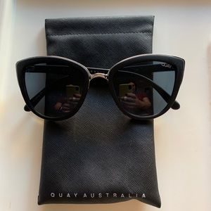 Quay My Girl cat eye sunglasses